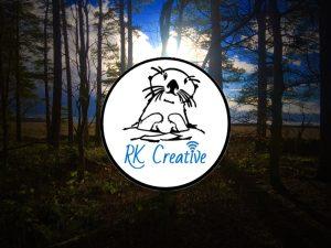 RK Creative website logo