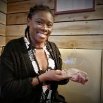 Toks Adebanjo Virtual Assistant VA of the Year Scotland Award 2018