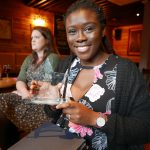 Toks Adebanjo Virtual Assistant VA of the Year Scotland Award 2018